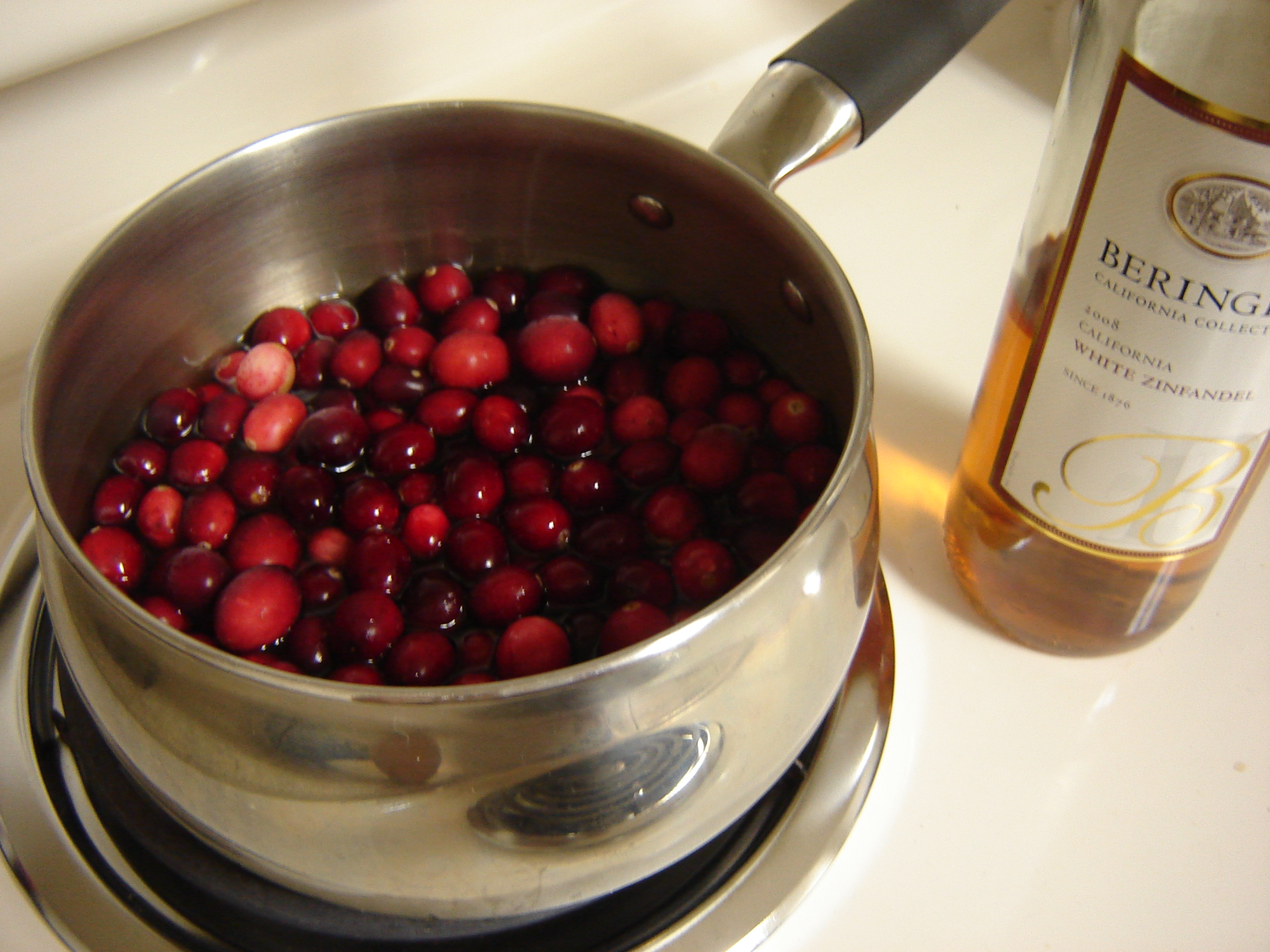 Cranberries: Ban the Can